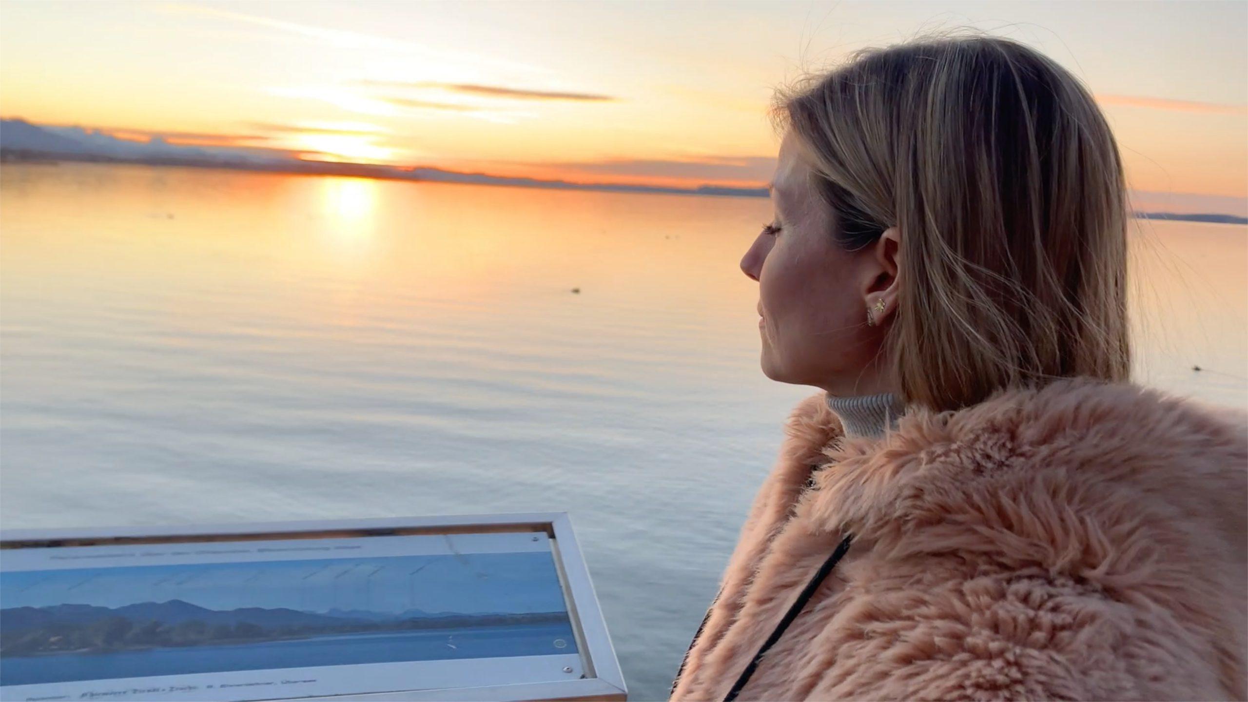 Kontakt zum eigenen Verstorbenen mit Nina Herzberg